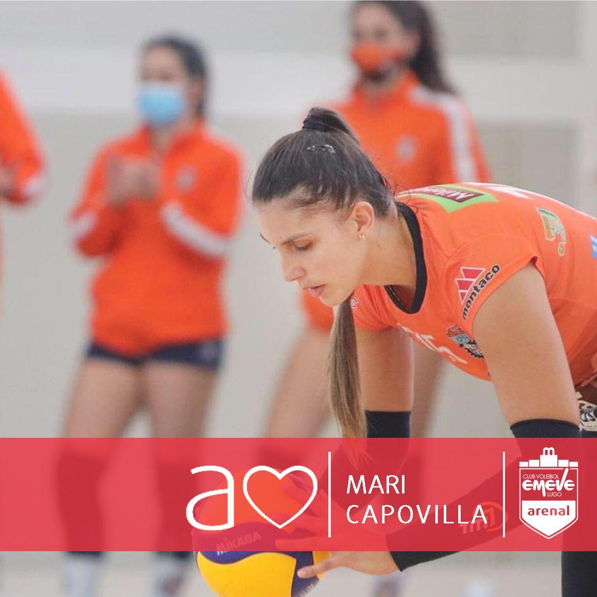 Mariana Capovilla, nova cara do Emevé / EMEVE
