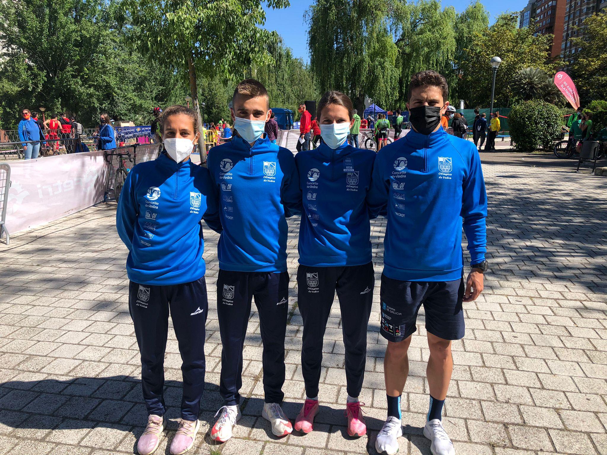 O Olímpico de Vedra remata quinto e roza o ascenso a Primeira División / OLÍMPICO DE VEDRA