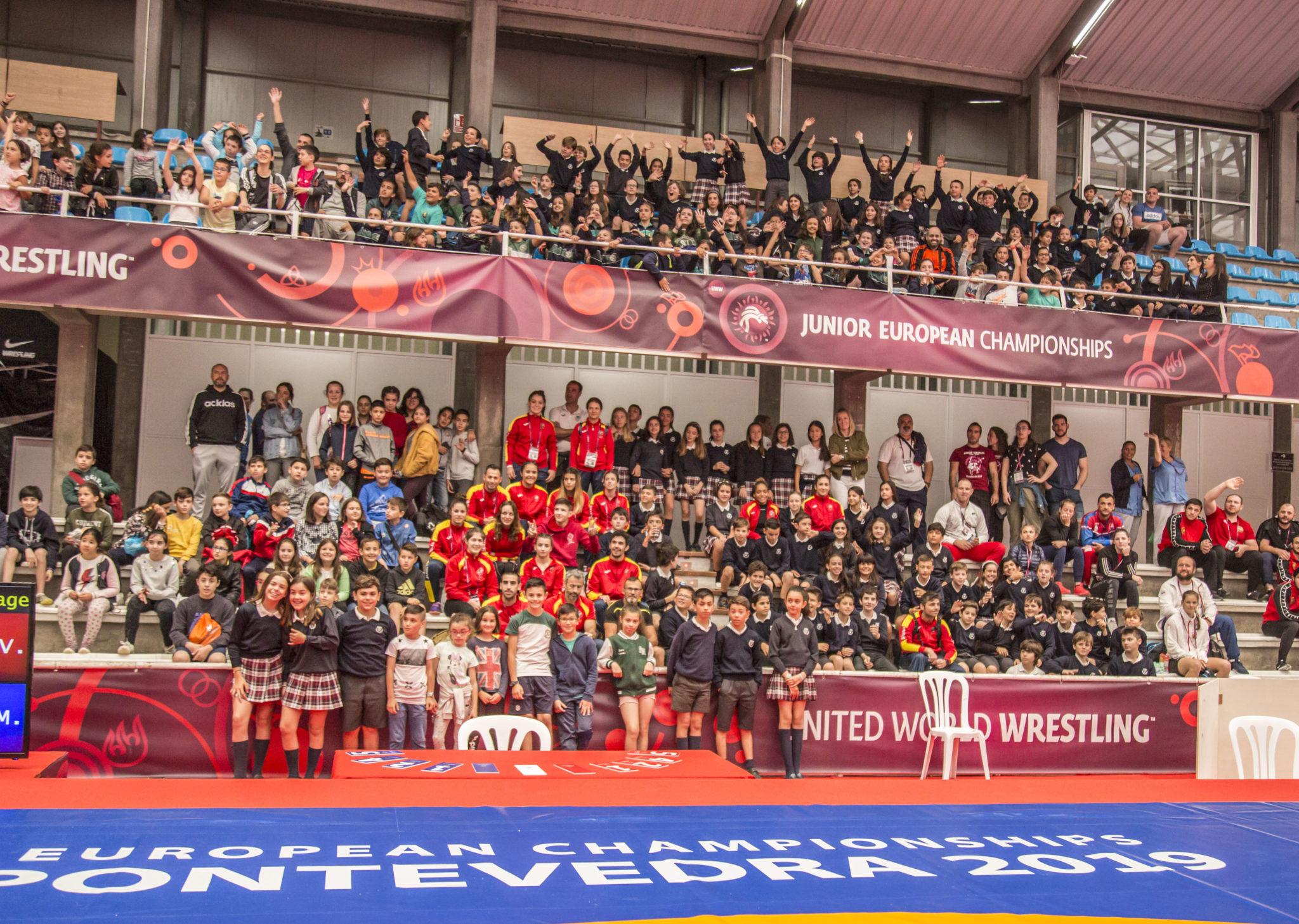 Pontevedra é a sede elixida para o Mundial de Loitas Olímpicas no 2022 / Fegaloita