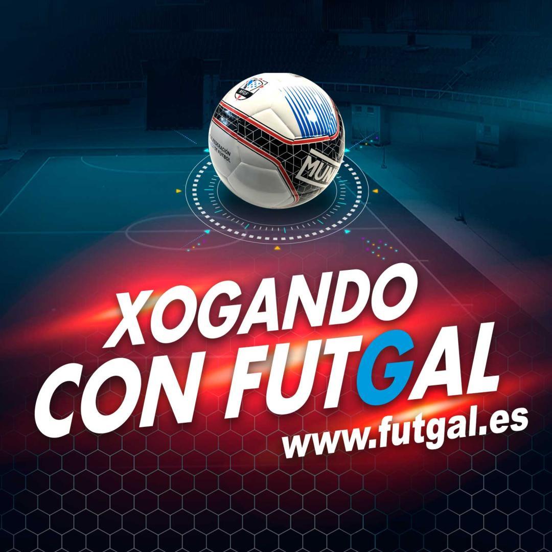 Xogando con Futgal / FUTGAL