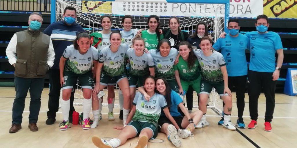 Marín Fútbol Sala / RFGF
