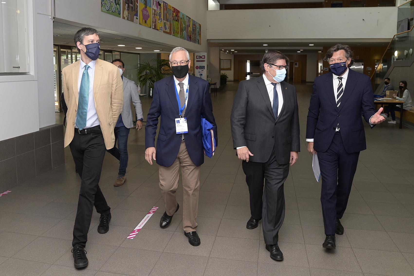 O secretario xeral para o Deporte, José Ramón Lete Lasa, inaugurará o XI Congreso Iberoamericano de Economía do Deporte na Facultade de Economía e Empresa / XUNTA
