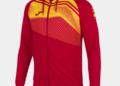 Chaqueta con capucha para paseo da equipación de España para os Xogos Olímpicos de Toquio / JOMA