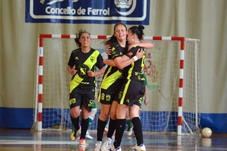 Marín Futsal / CEDIDA