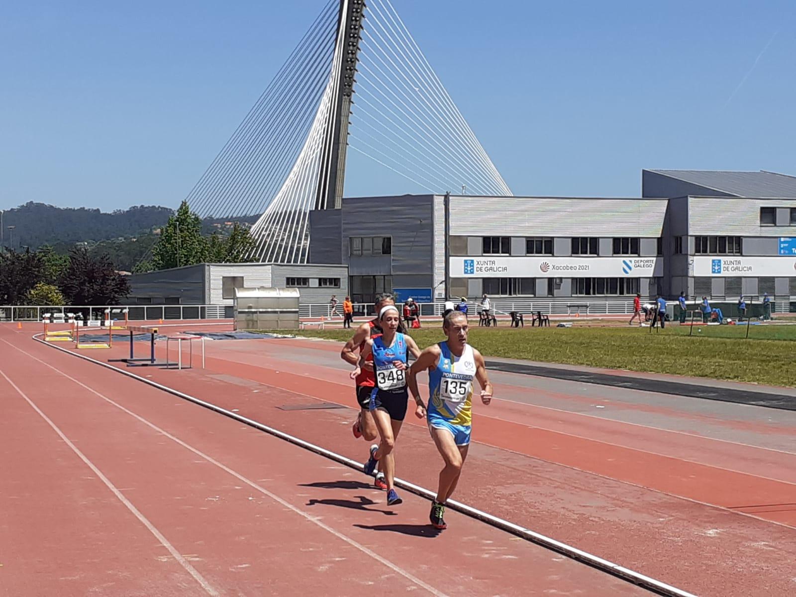 O Campionato de Galicia Máster / FGA