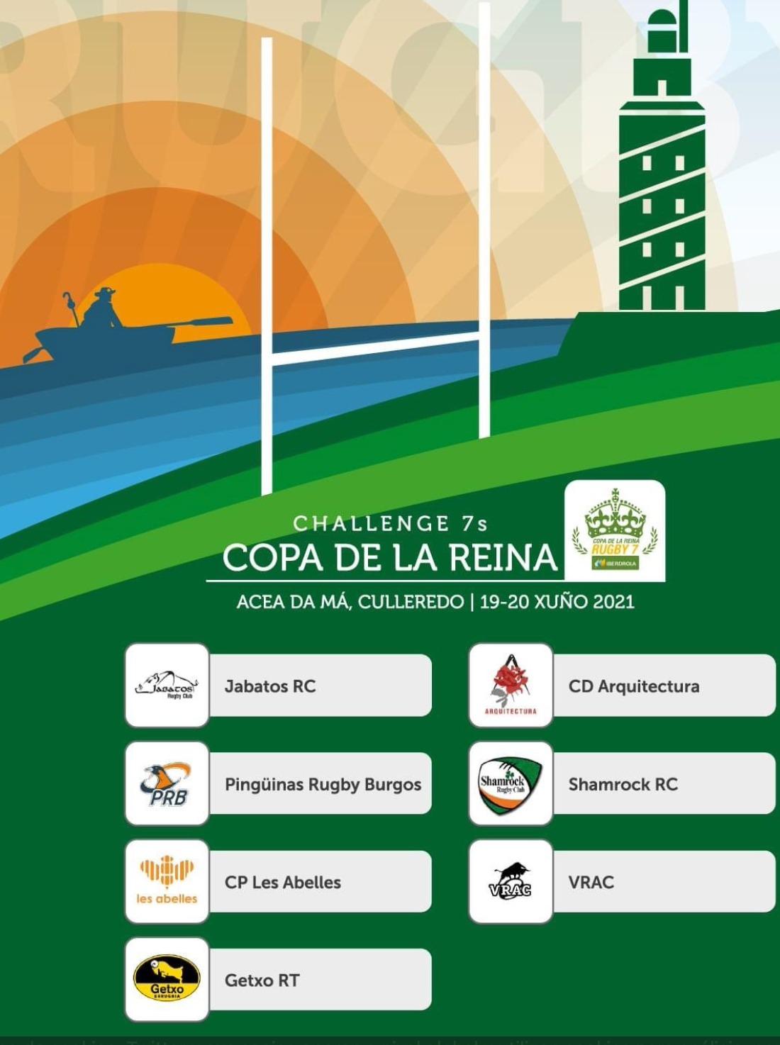 GPS 7s e Challenge 7s Copa da Reina en A Coruña e Culleredo
