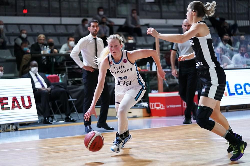 Taylor Koenen, nova xogadora do BAXI Ferrol / UNIFERROL