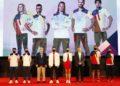 O COE e Joma presentaron aa equipación exclusiva da delegación española para os Xogos Olímpicos de Toquio, fabricadas en materiales sustentables / COE