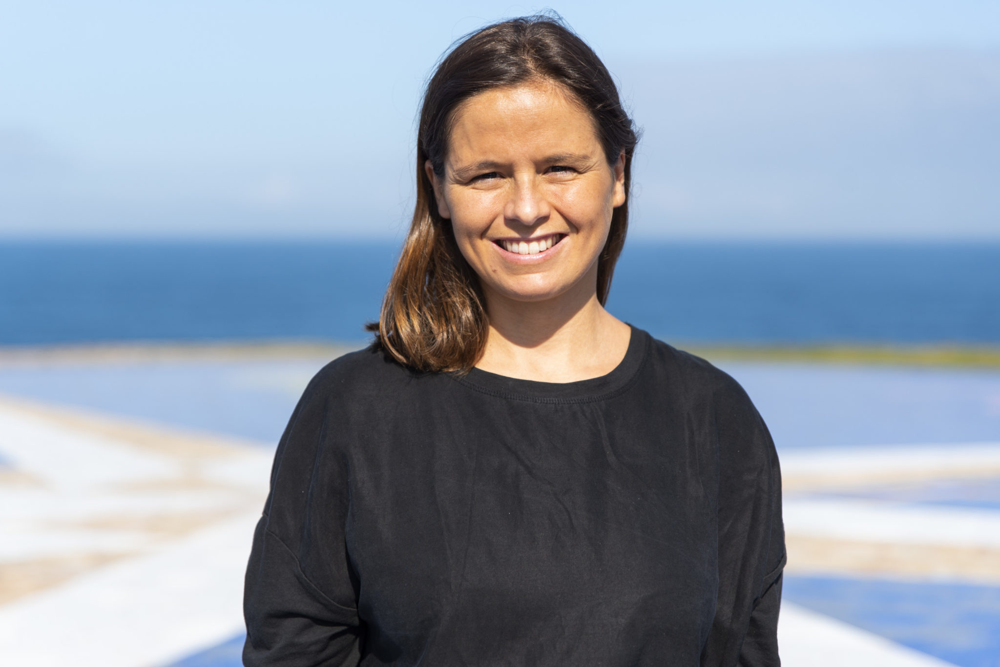 Sofía Toro, regatista olímpica / ÍÑIGO ROLÁN