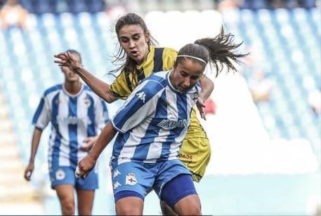 O Dépor ABANCA cede nos penaltis o Teresa Herrera / RCD