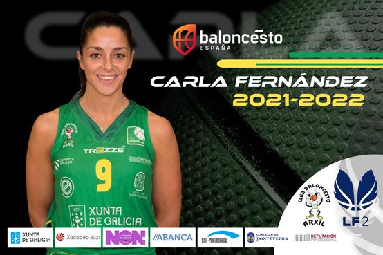 Carla Fernández, CB Arxil / FEB