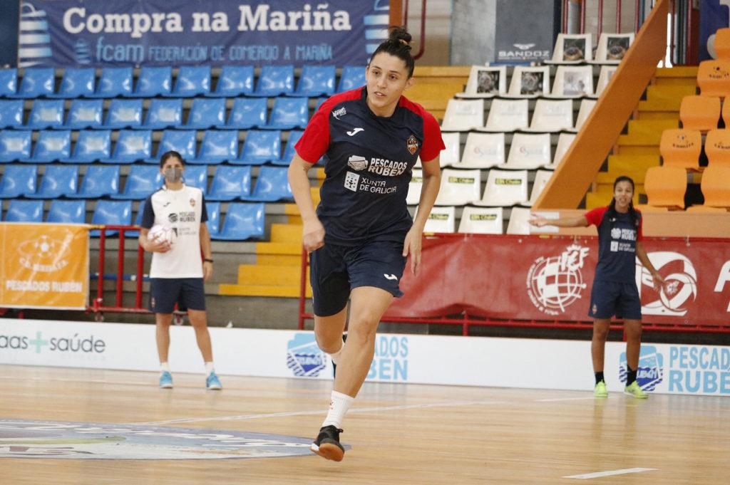 Emilly Marcondes, Pescados Rubén Burela / PRBFS
