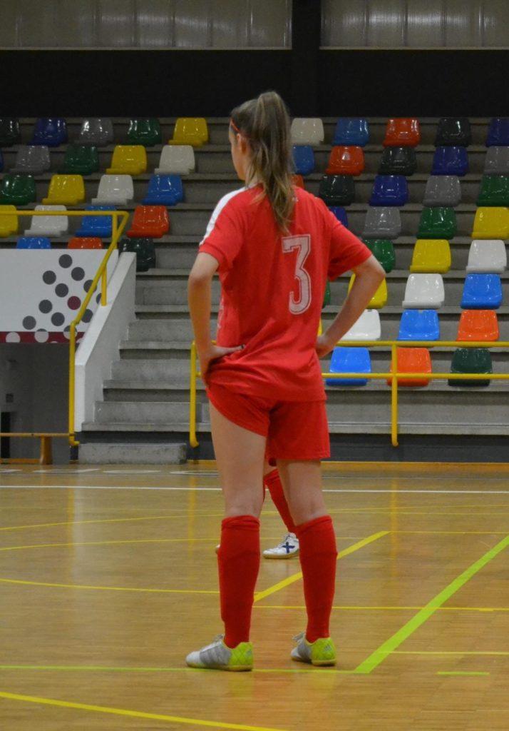 Natalia Sandá / 5 CORUÑA FS FEMININO