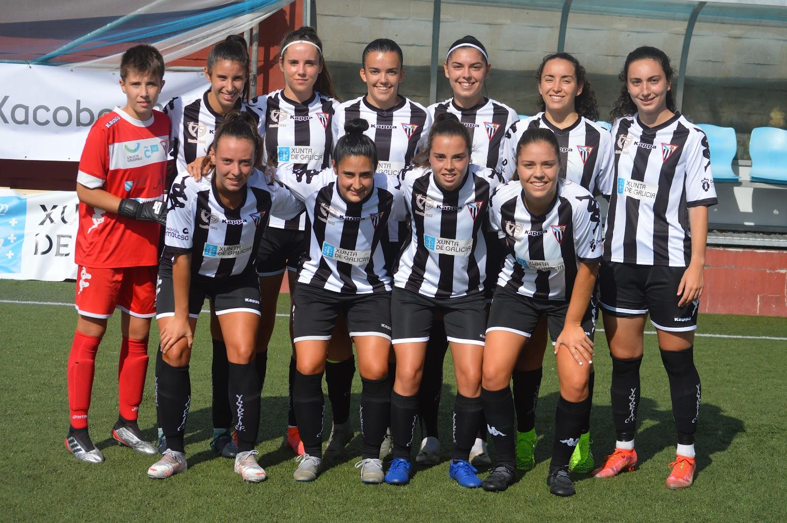 O Victoria CF na tempada 21-22 / CEDIDA